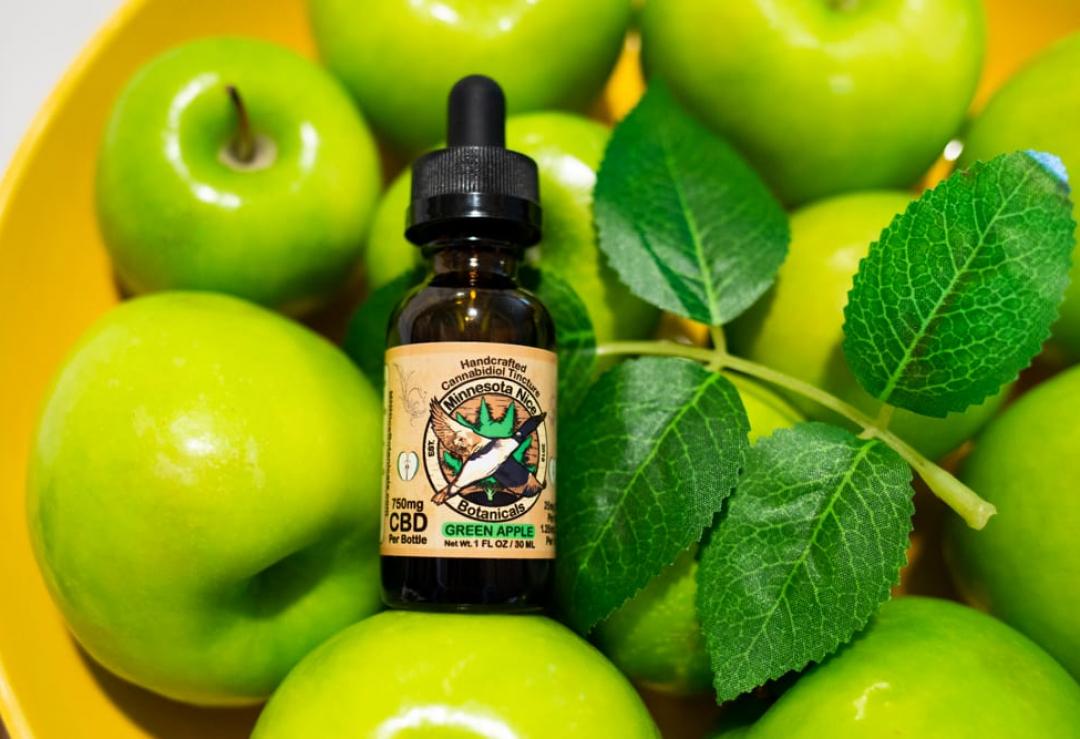 Green Apple Isolate 750